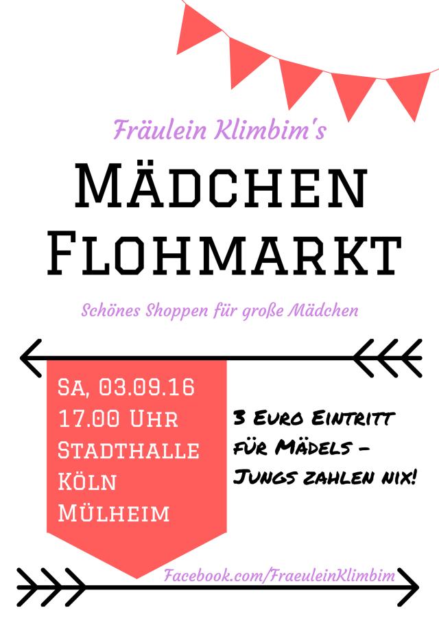 Poster Sept Fräulein Klimbim's