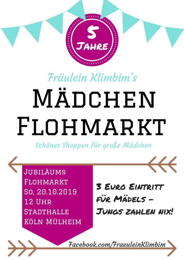 Poster 10_19 Fräulein Klimbim's